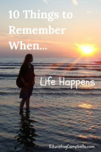 10 Things to Remember When Life Happens - Pinterest