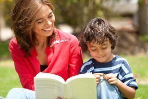 mother reading to child, am I qualified to homeschool