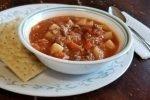 bowl of cowboy soup
