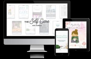 Self Care Bundle Graphic Image