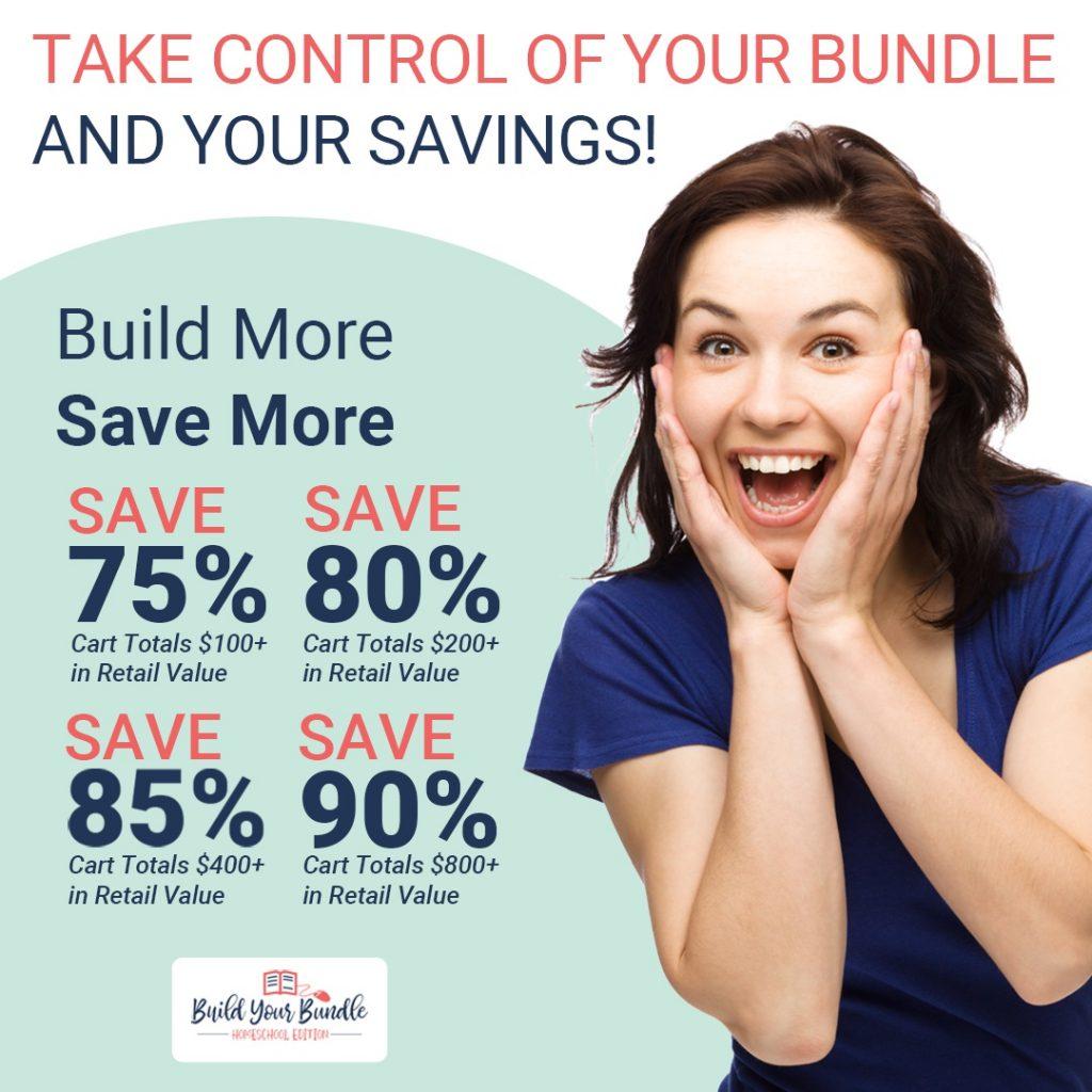 Homeschool curriculum bundles discounts
